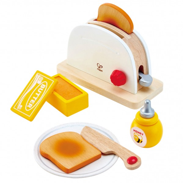 Hape Pop-Up-Toaster-Set E3148